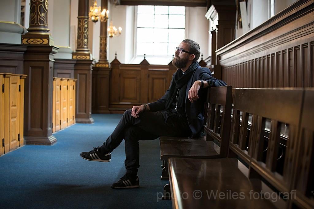 Simon Fuhrmann a Special Preast living in Copenhagen Denmark