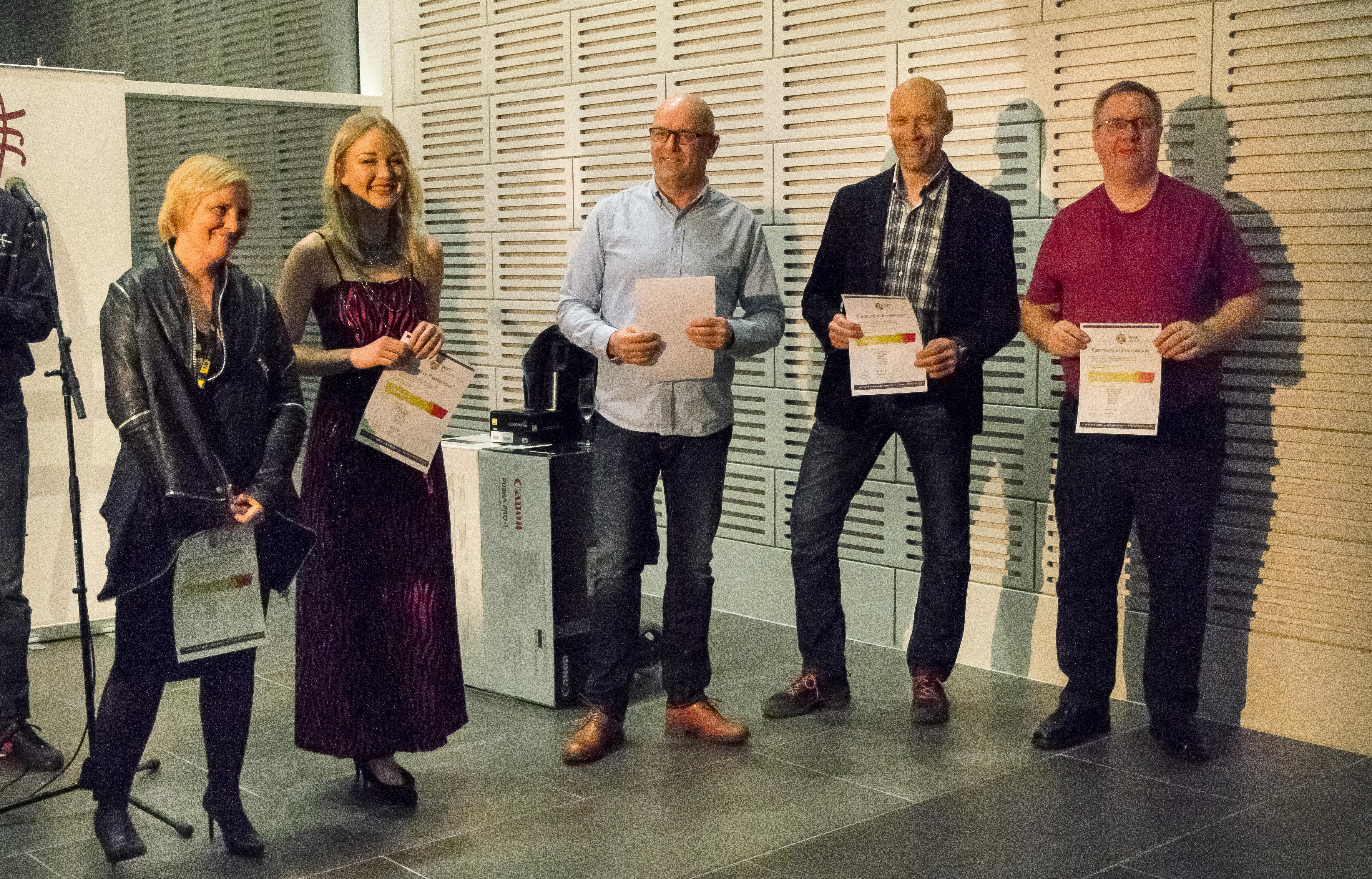 2015- Endnu en gang lykkedes at komme på det Danske Fotograf Landshold