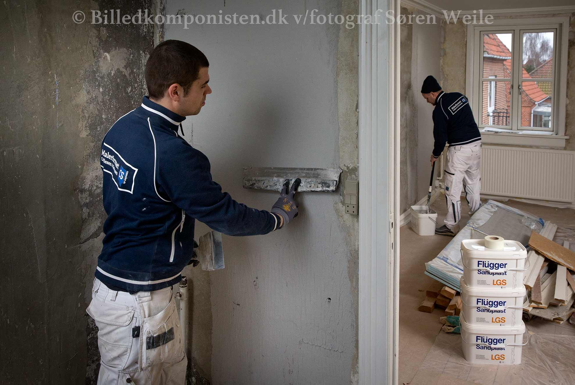 Fotograf København på erhvervsfotosession for Crillesen og Sørensen