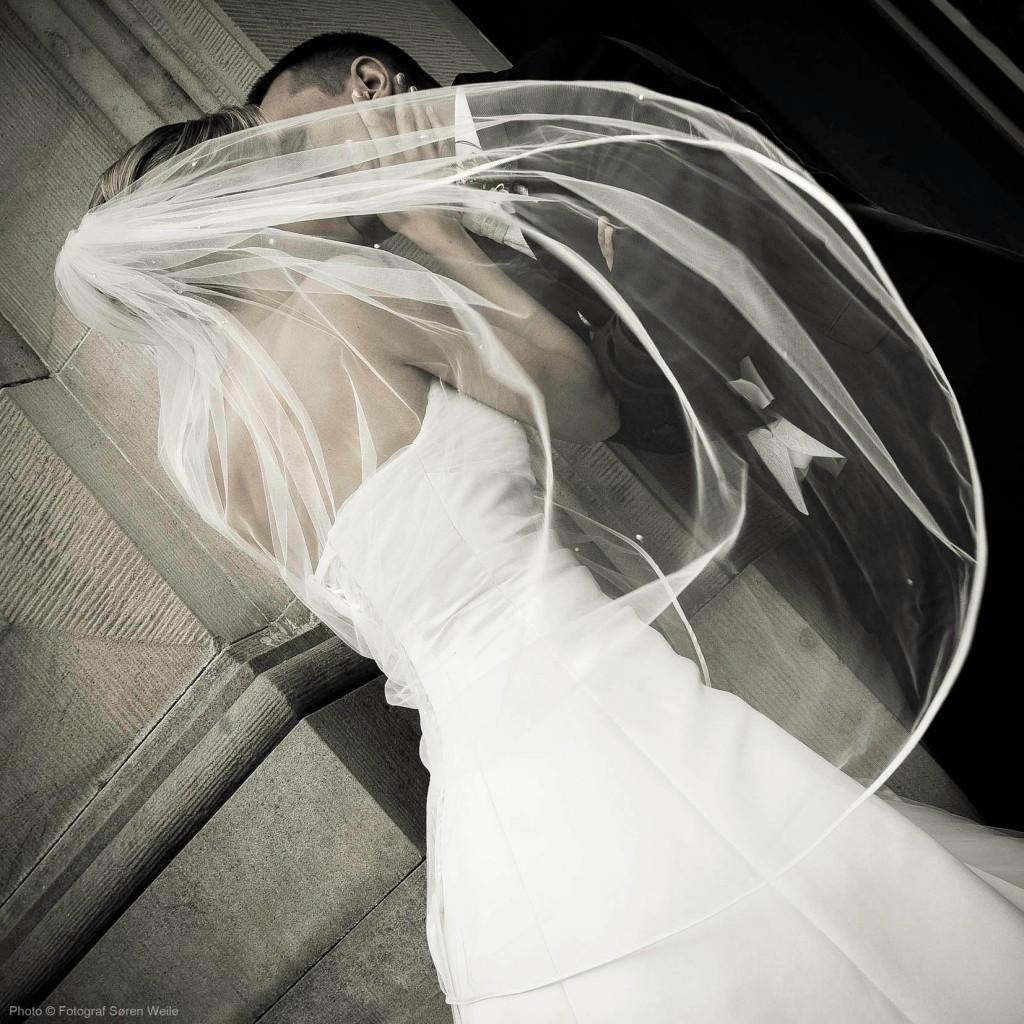 Wedding Photographer Søren Weileon a photoshoot in Copenhagen