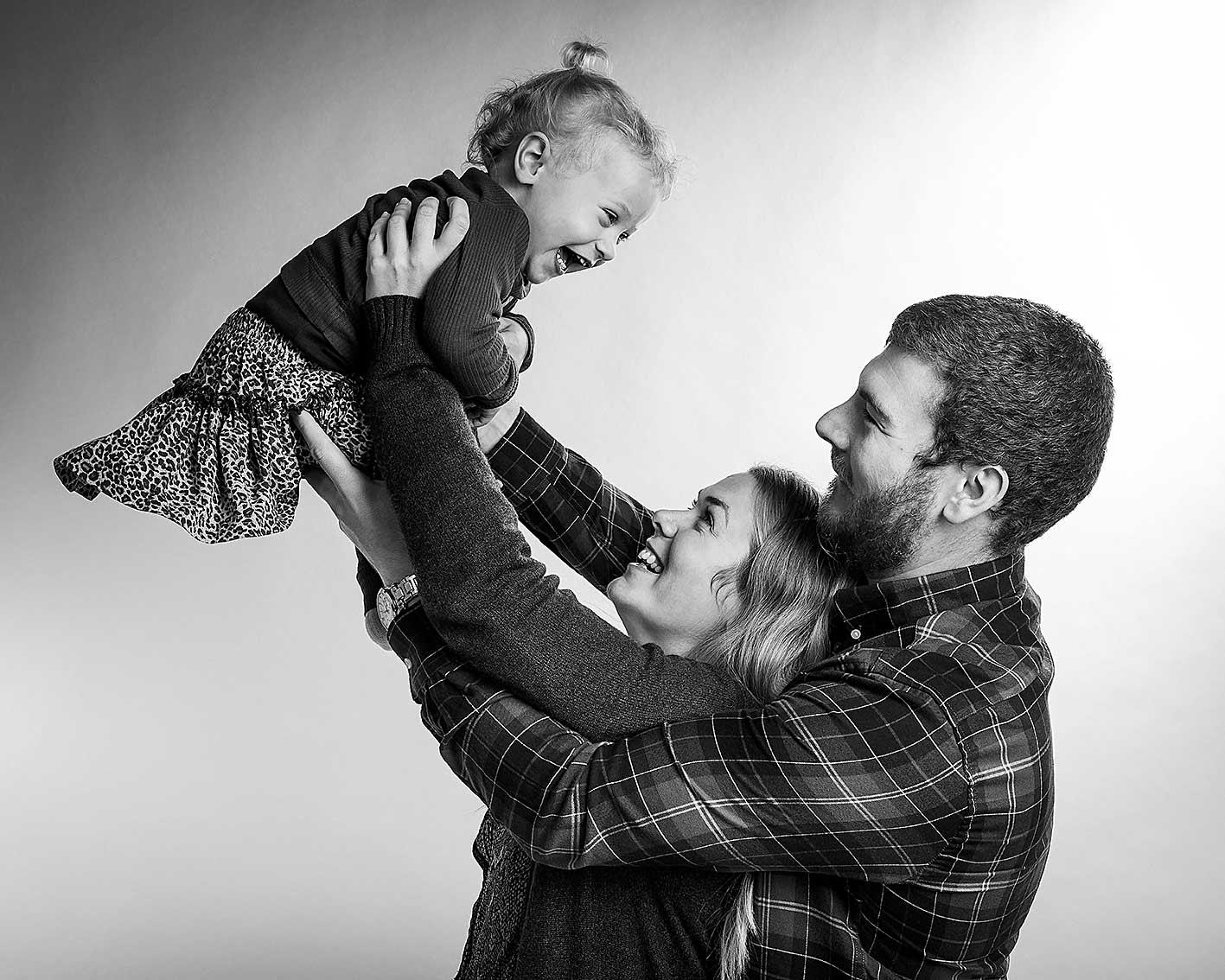 Fotograf i København laver de skønne familiefoto